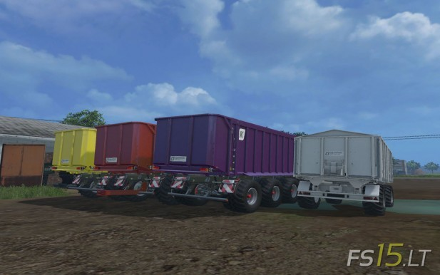 Kroeger Trailers Pack-2