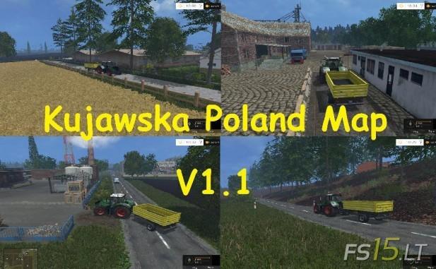 Kujawska Poland
