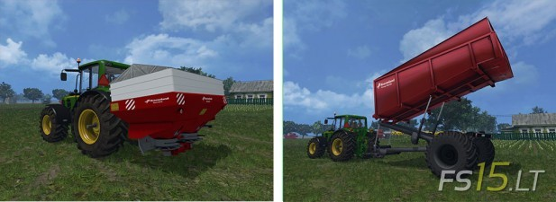 Kverneland Mods Pack v 1.0 by vydka-2
