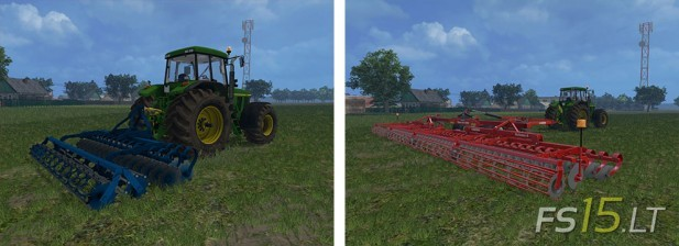 Lemken Mods Pack by vydka v 1.0-2