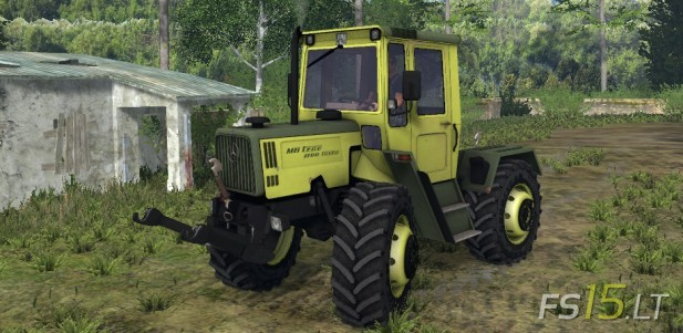 Mercedes Benz MB Trac 1100 v 1.0-1