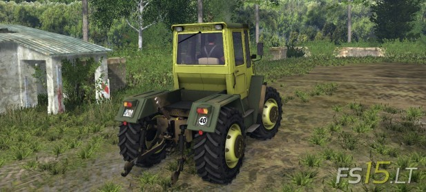 Mercedes Benz MB Trac 1100 v 1.0-2
