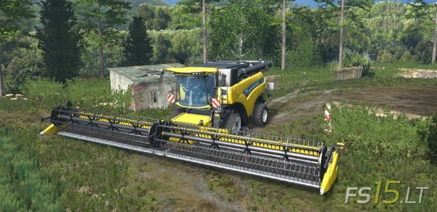 New Holland 1090-2