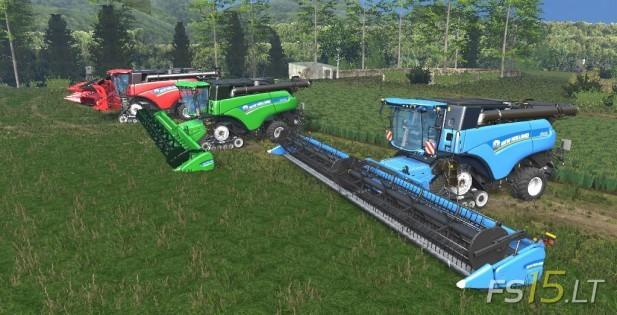 New Holland CR1090-1