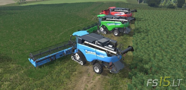 New Holland CR1090-2