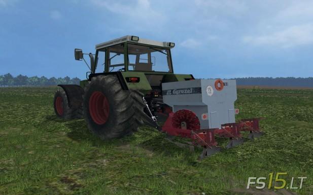 Planter Agrozet SA2-074