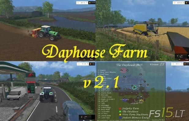 The Dayhouse