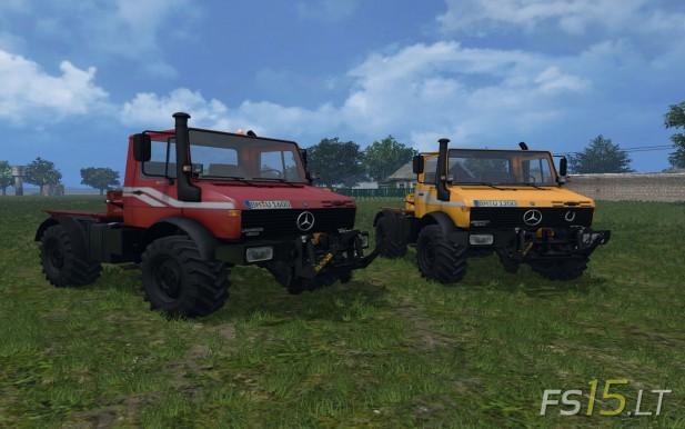 Unimog-Trucks-Pack