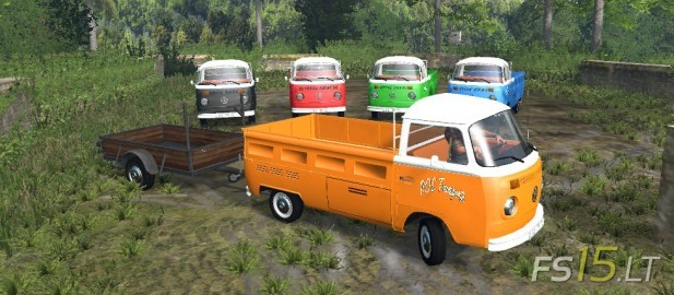 VW Bus ROS and Trailer-1