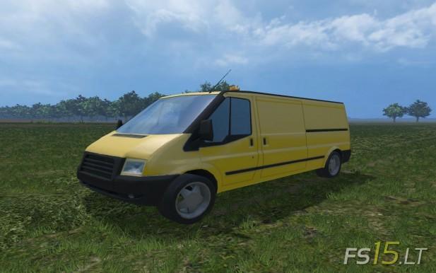 Van Car