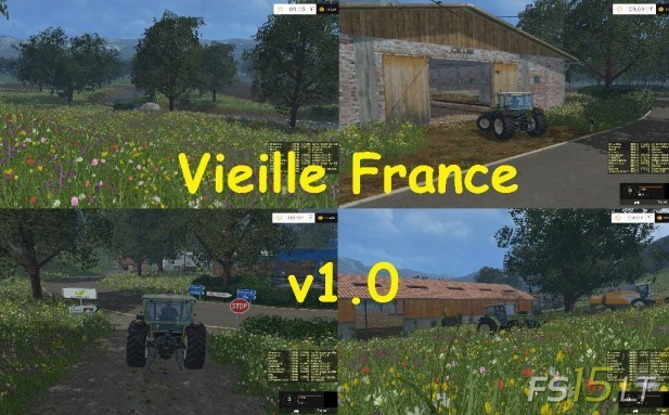 Vieille France v 1.0