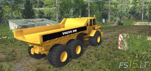 Volvo Dumper A25-2
