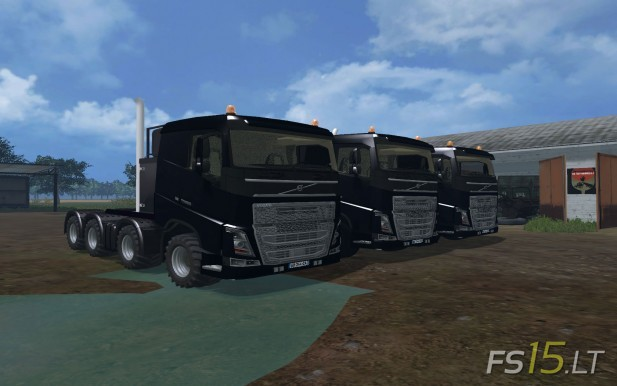 Volvo FH16 Heavy Duty Pack