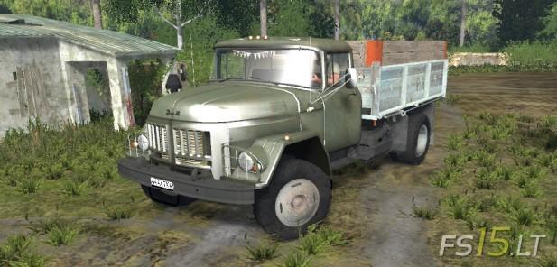 ZIL 130 Diesel-1