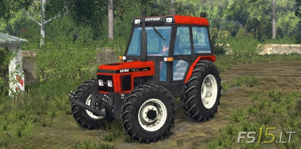 Zetor 7340 Turbo FH-1