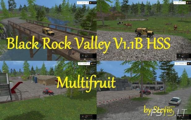 Black Rock Valley