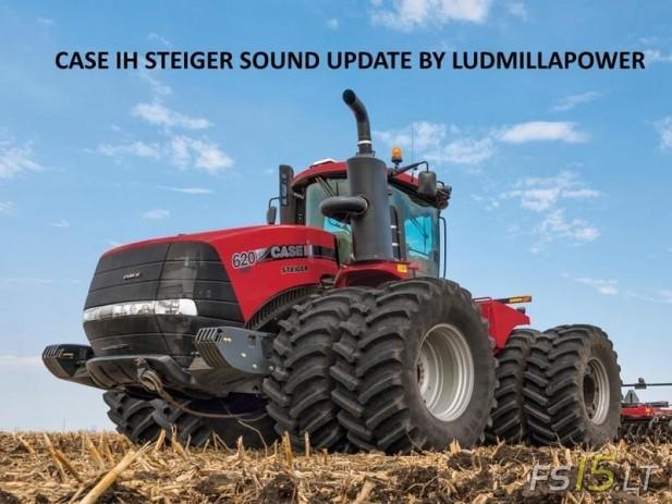 Case IH Steiger Sound