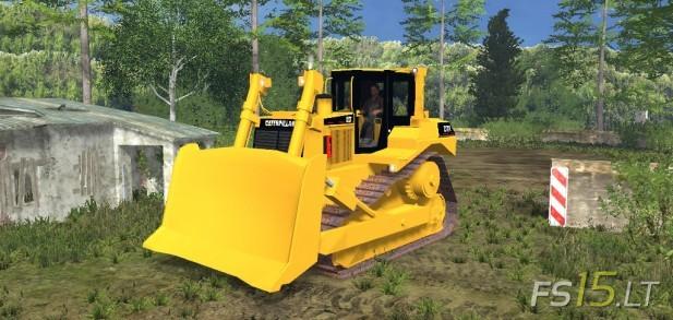 Caterpillar D7R-1