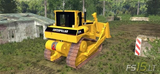 Caterpillar D7R-2