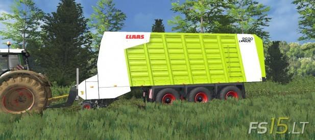 Claas Cargos 9600-1