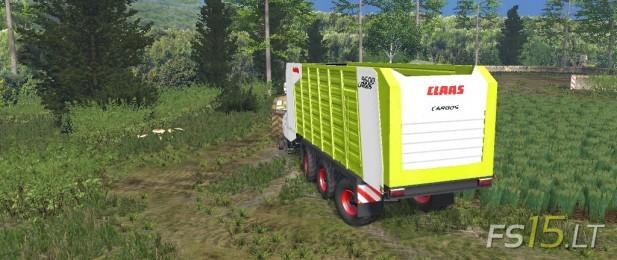 Claas Cargos 9600-2