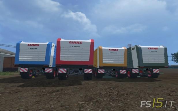 Claas Cargos Pack (1)