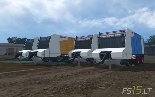 Claas Cargos Pack (2)