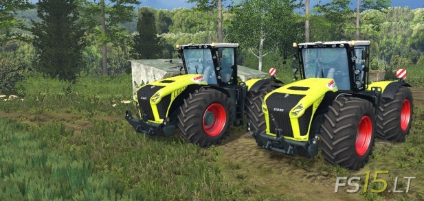 Claas Xerion 4500-1