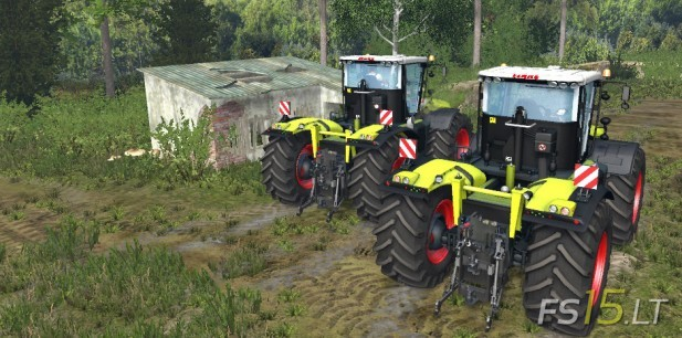 Claas Xerion 4500-2