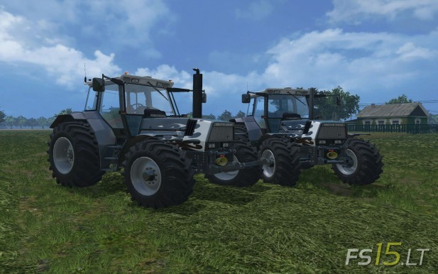 Deutz Agro Star Black Edition Pack