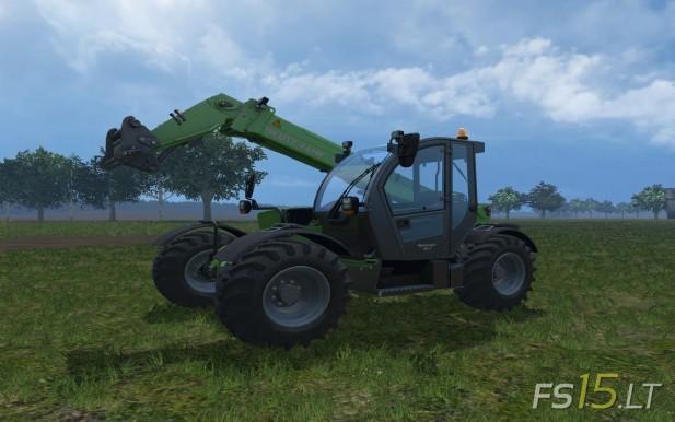 Deutz Fahr Agrovector 37.7