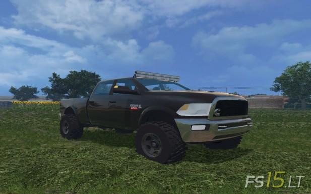 Dodge Cummins 2500