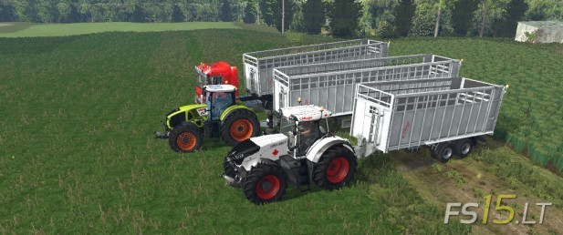 Fliegl Animal Trailers Pack-1