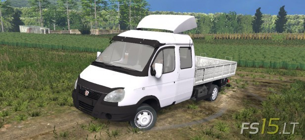 GAZ 3310 Valdai (1)