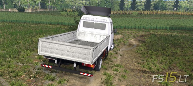 GAZ 3310 Valdai (2)