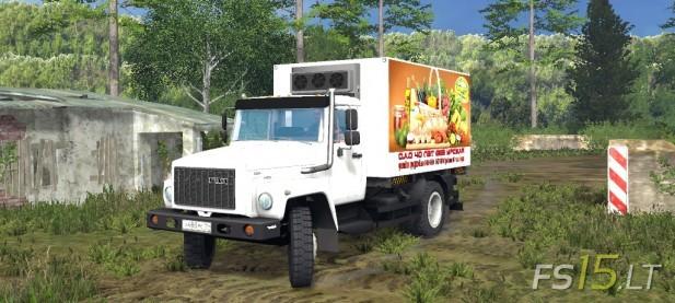 GAZ SAZ 35071-1