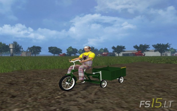 Kids Trike HT