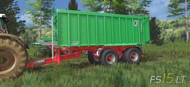 Kroeger Agroliner TAW 20-1