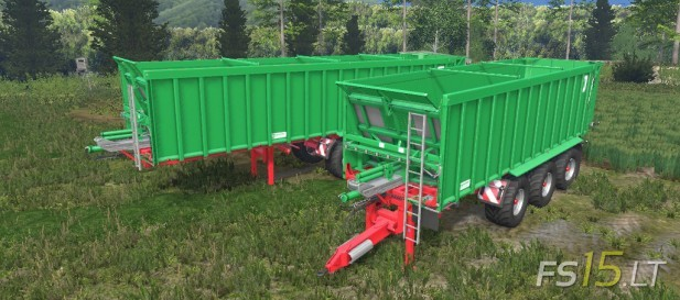 Kroeger Trailers Pack-1