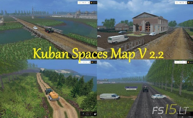 Kuban Spaces