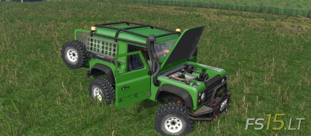 Land Rover Defender 90 EA (2)