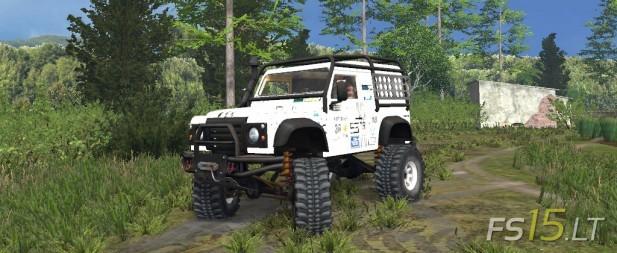 Land Rover Defender Dakar-1