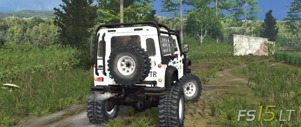 Land Rover Defender Dakar-2