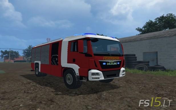 MAN TGM Euro 6 LF10 AT3