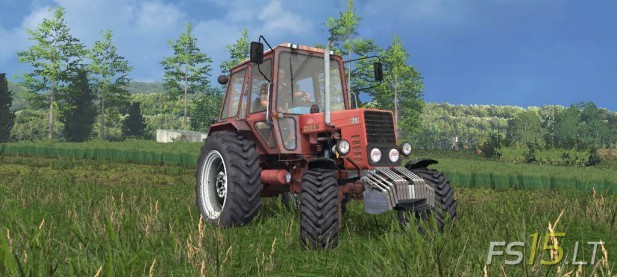 MTZ 82.1 Belarus Turbo (1)