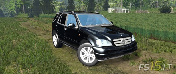 Mercedes Benz ML 430 (1)