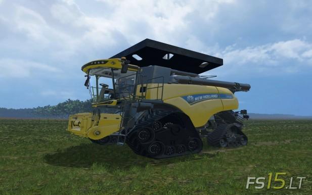 New Holland CR 1090 ATI 4x4 Quadtrac