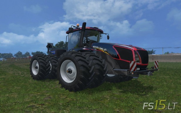 New Holland T9680 Zippy Edition