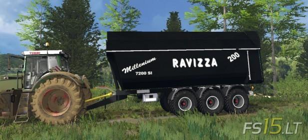Ravizza Millenium 7200-1
