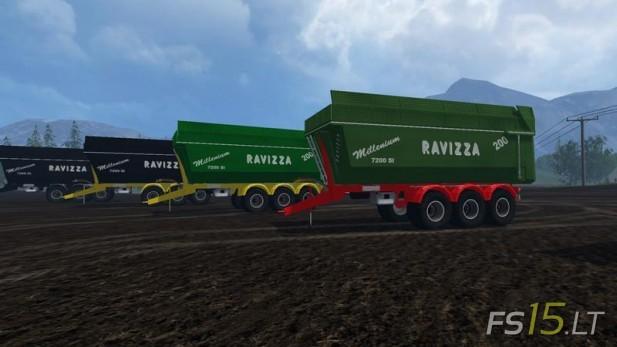 Ravizza Millenium 7200
